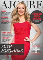 AJOURE´ Cover Monat August 2016