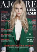 AJOURE´ Cover Monat Mai 2017