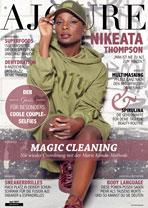 AJOURE´ Cover Monat Juni 2017