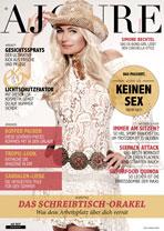 AJOURE´ Cover Monat Juli 2017