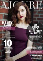 AJOURE´ Cover Monat Oktober 2015