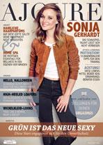 AJOURE´ Cover Monat November 2016