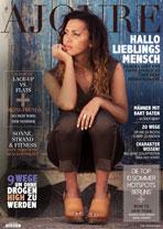 AJOURE´ Cover Monat Juni 2016