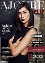 AJOURE´ Cover Monat März 2016