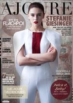 AJOURE´ Cover Monat Mai 2016
