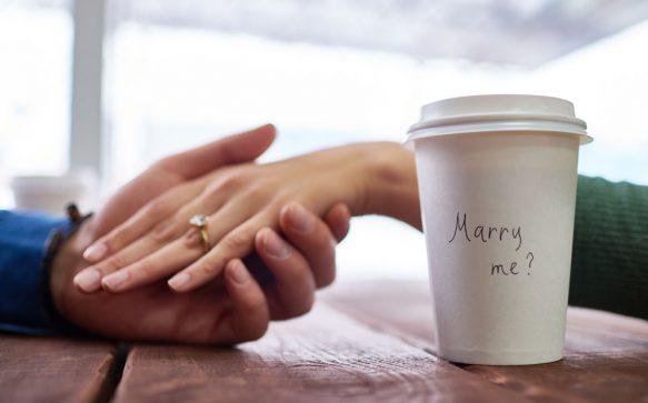 Hochzeit – Der Heiratsantrag