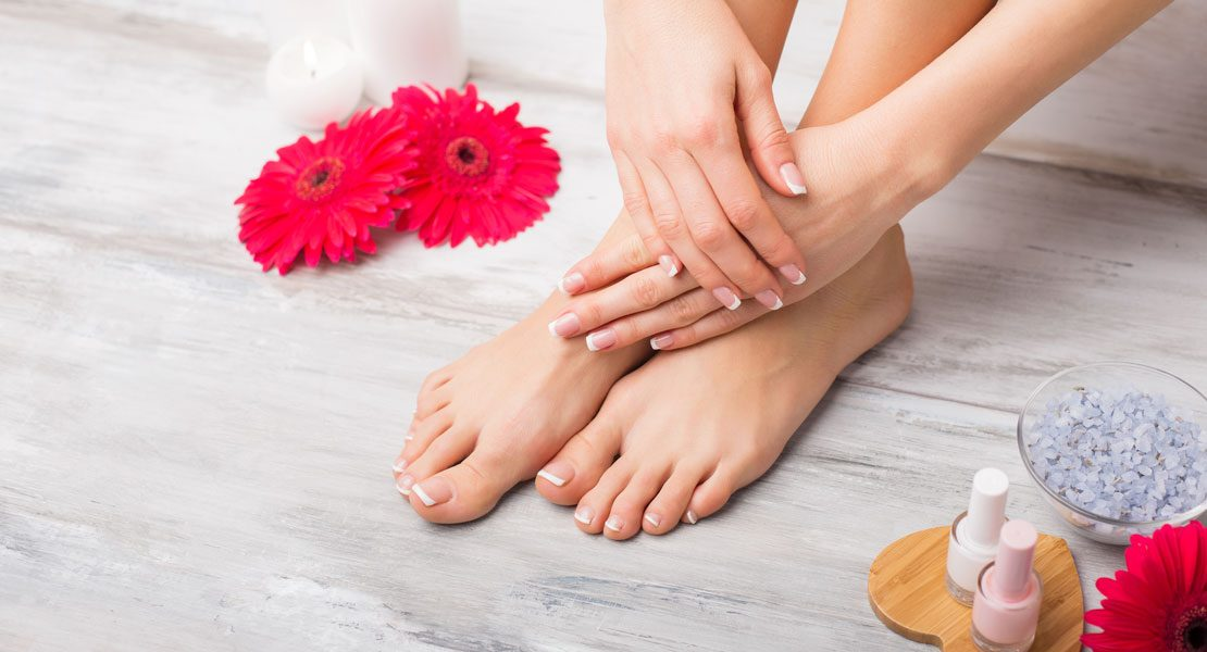 Top 10 Produkte für sommerschöne Füße
