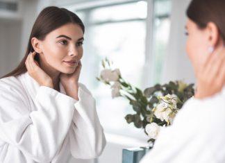 Hautpflege Step by Step