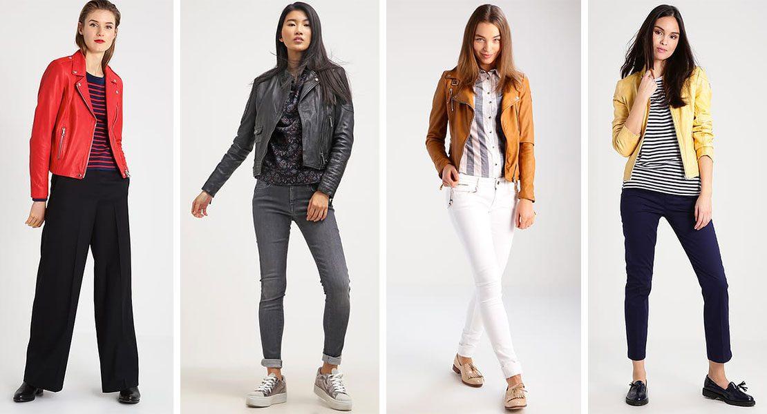 So cool wie noch nie: Lederjacken im neuen Style