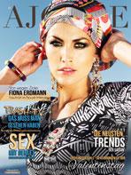 Ajouré Cover Monat Februar 2014