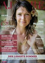 AJOURE´ Cover Monat September 2017