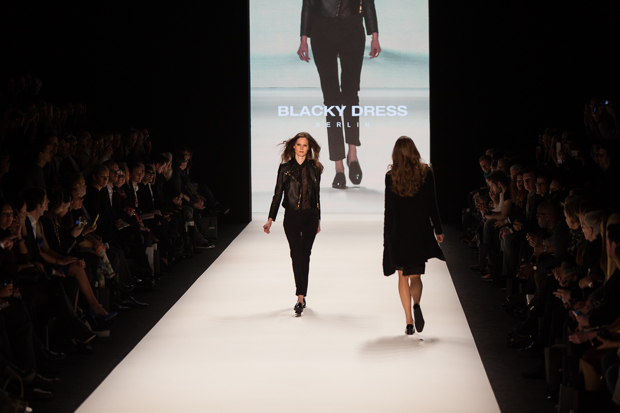 Blacky Dress Berlin A / W 2014