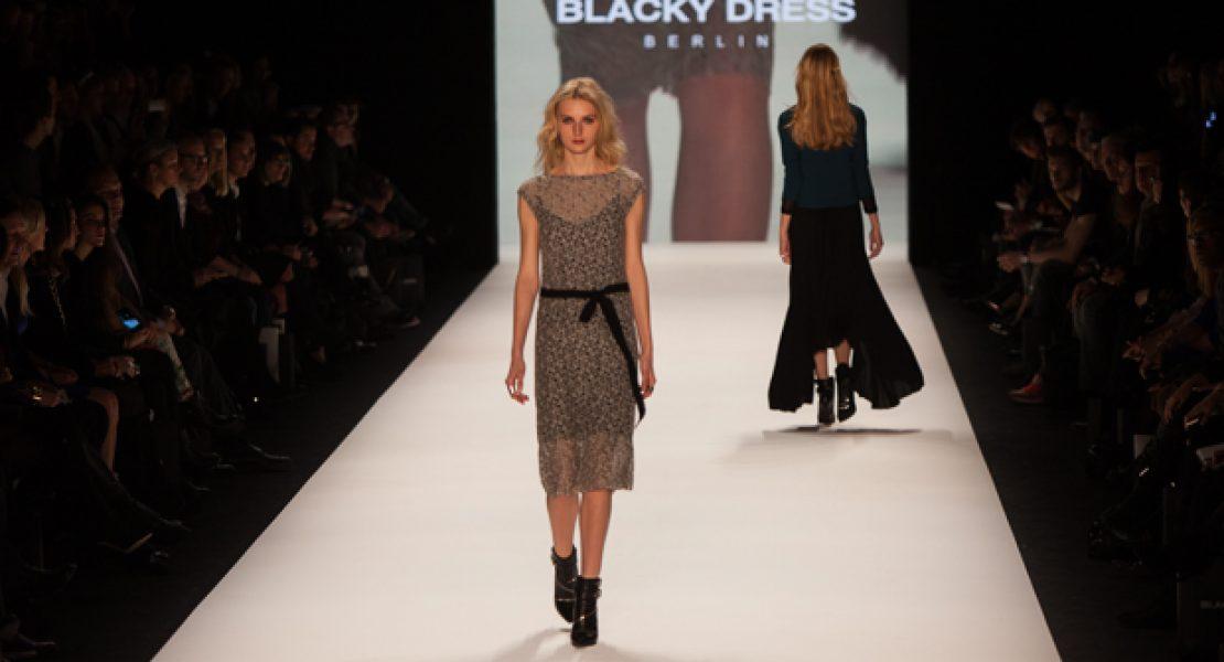 Rebellion of Class! Blacky Dress Berlin A / W 2014