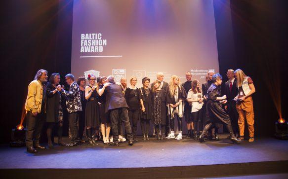 Der BALTIC FASHION AWARD 2014 auf der Insel Usedom
