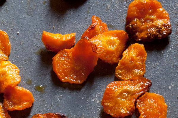 Karotten-Chips
