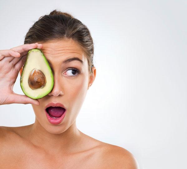 Avocado hält gesund und schlank