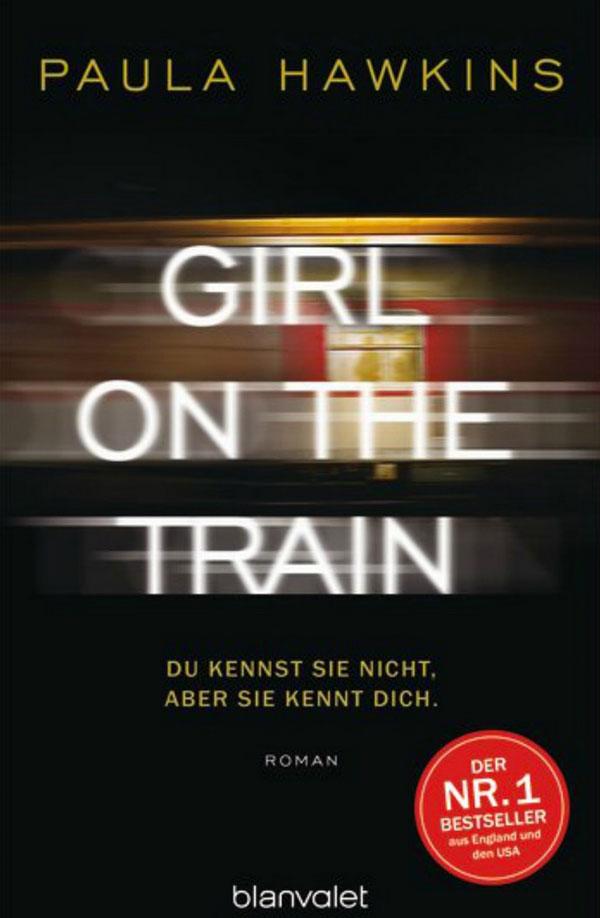 Girl on the Train Bestseller