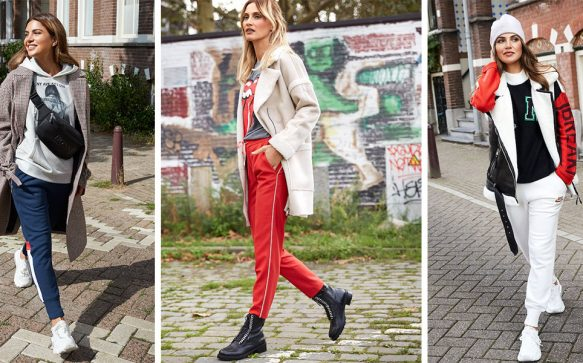 Mode-Trend Jogginghose – Vom Sofa auf die Straße