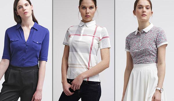 Der Klassiker ist zurück - hier kommen die neuen Polo-Shirts.