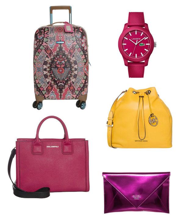 Reisebegleiter Taschen Koffer