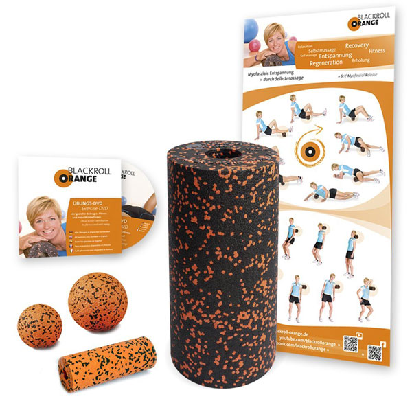 Blackroll Orange Faszientraining Starter-Set