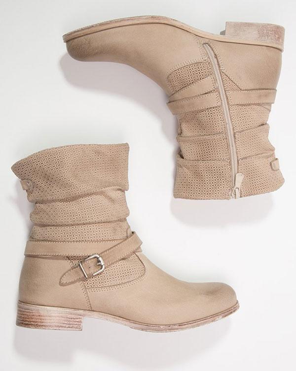 Schuhe Blockabsatz