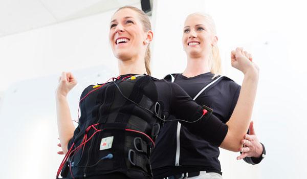 Sport unter Strom - Was kann das EMS-Training wirklich?