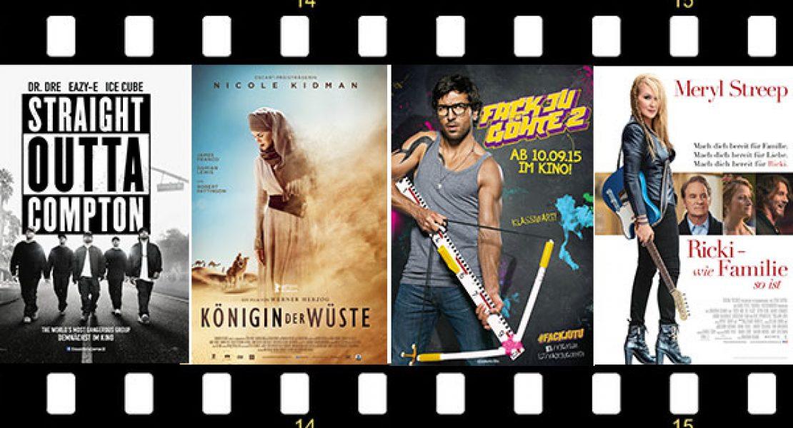 Film-Tipps im September 2015