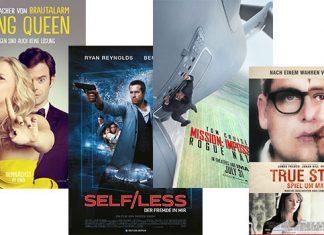 Mit diesen Filmen kommt auch bei einem Sommertag mit Regen keine Langeweile auf.