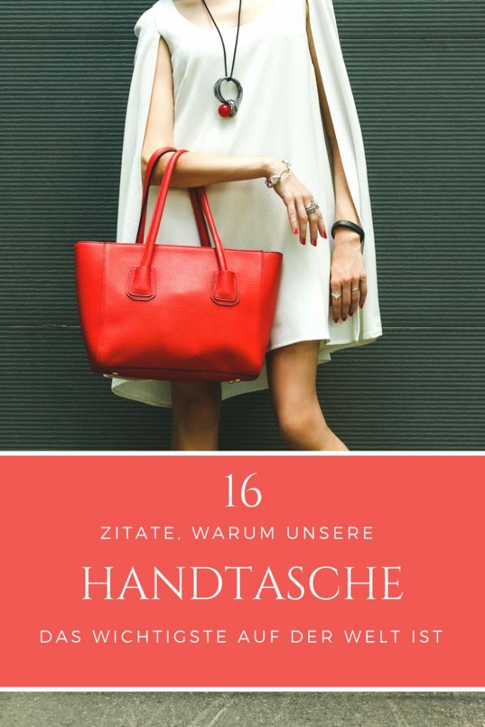 Handtaschen Zitate - Pinterest