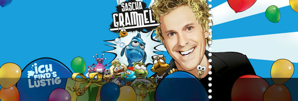 Sascha Grammel - Ich find's lustig!