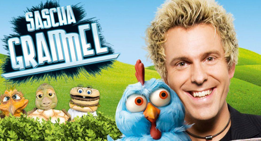 Sascha Grammel: Ich find´s lustig! – Neues Tourprogramm