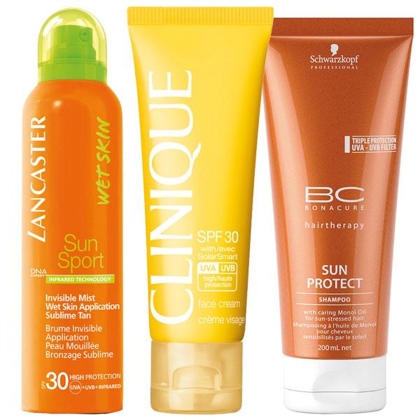 Pflege für Haut und Haare