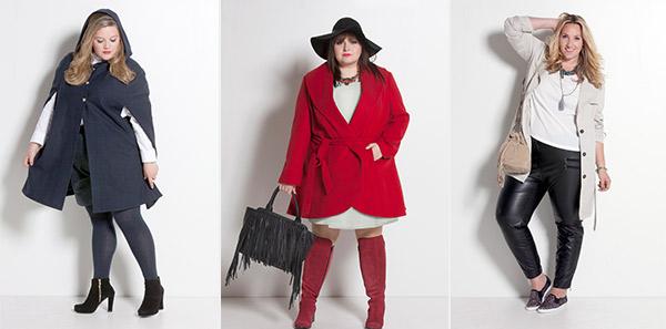 kräftige Frauen Blogger-Styles
