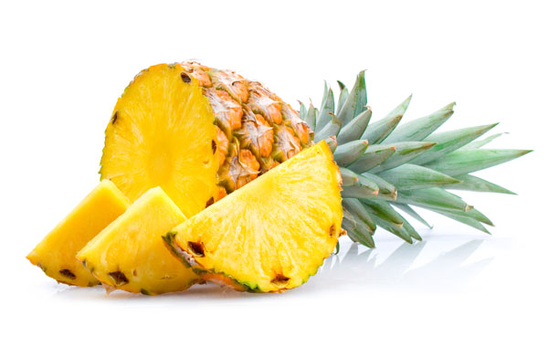 Detox Snacks - Ananas