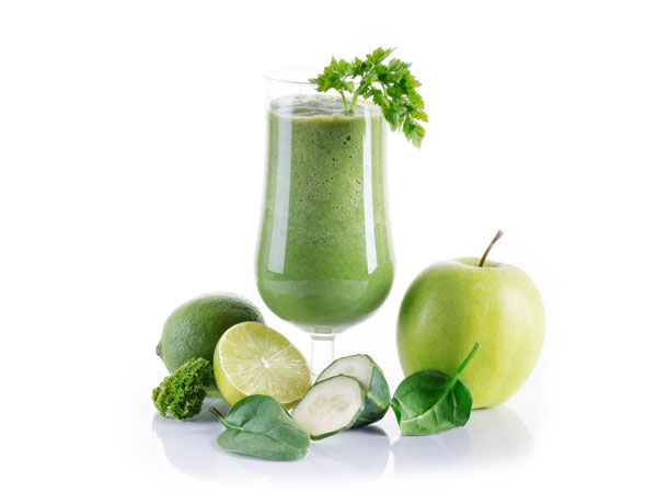 Detox Snacks - Grüne Smoothies