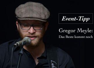 Gregor Meyle Tour