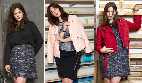 Stylisch und bezahlbar - das Label Studio Untold setzt Trends für kräftige Frauen.