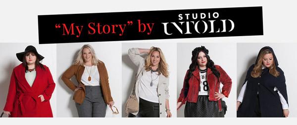 My Story - Studio Untold