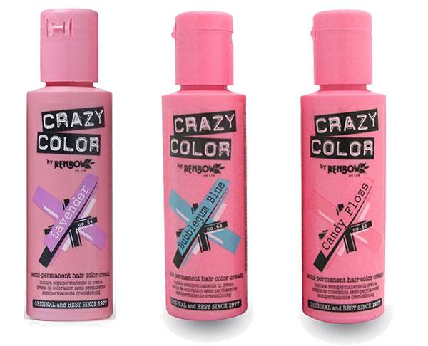 Renbow Crazy Color Pastell Haartönung