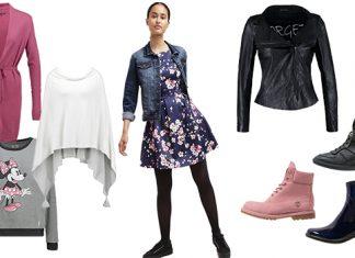 Mit Cardigan, Boots & Co. kannst du dein Lieblingskleid noch ein wenig länger tragen.