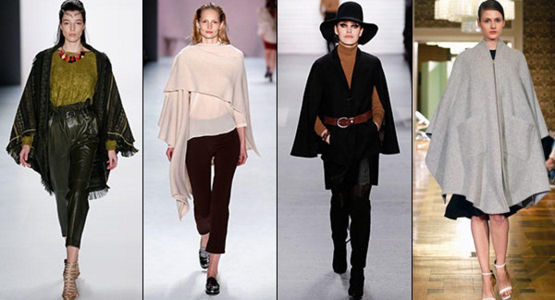 Capes – Die schönste Alternative zum Mantel