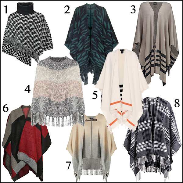Capes Modetrend
