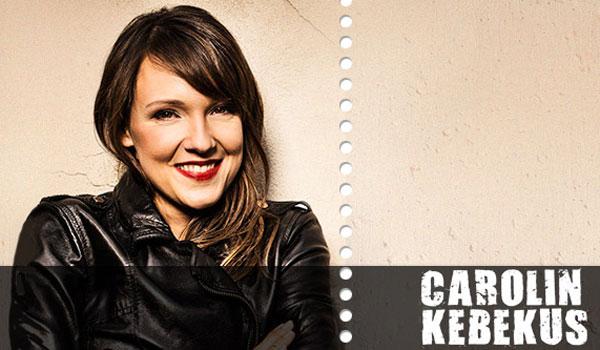 Carolin Kebekus auf Tour