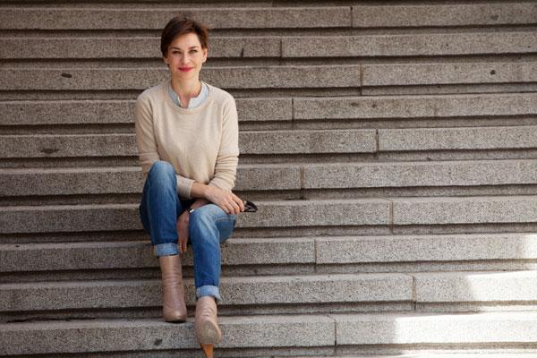 Christiane Paul im Interview