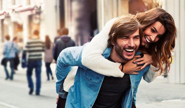 Für immer zusammen - Was glückliche Paare niemals tun.