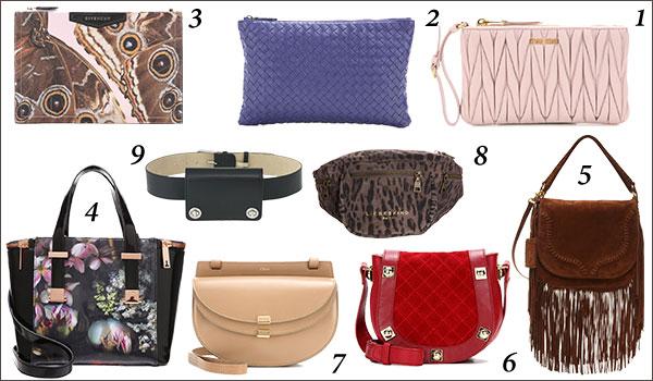 Diese Taschen-Trends erwarten uns in der Herbst/Winter-Saison.