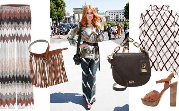 Unser Star Style des Monats:  Palina Rojinski