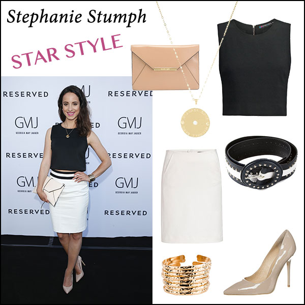 Stephanie Stumph Star Style