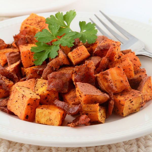Süßkartoffel Salat
